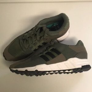 men's adidas EQT support shoes